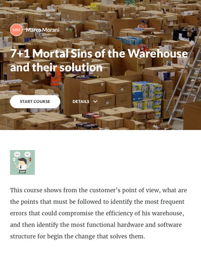 7+1 Mortal Sins of the Warehouse