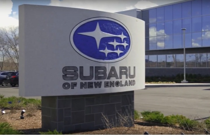 Subaru de New England, USA - Automotrix